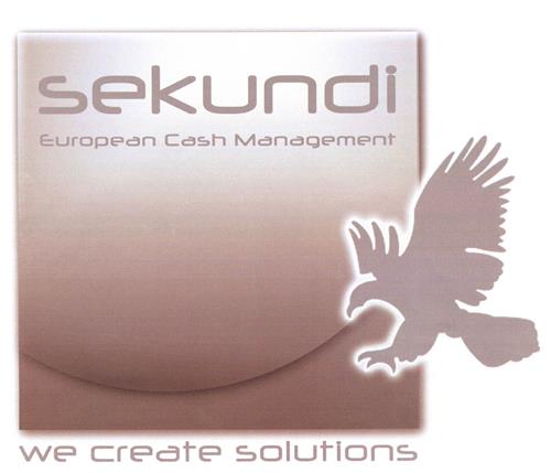 sekundi European Cash Management we create solutions