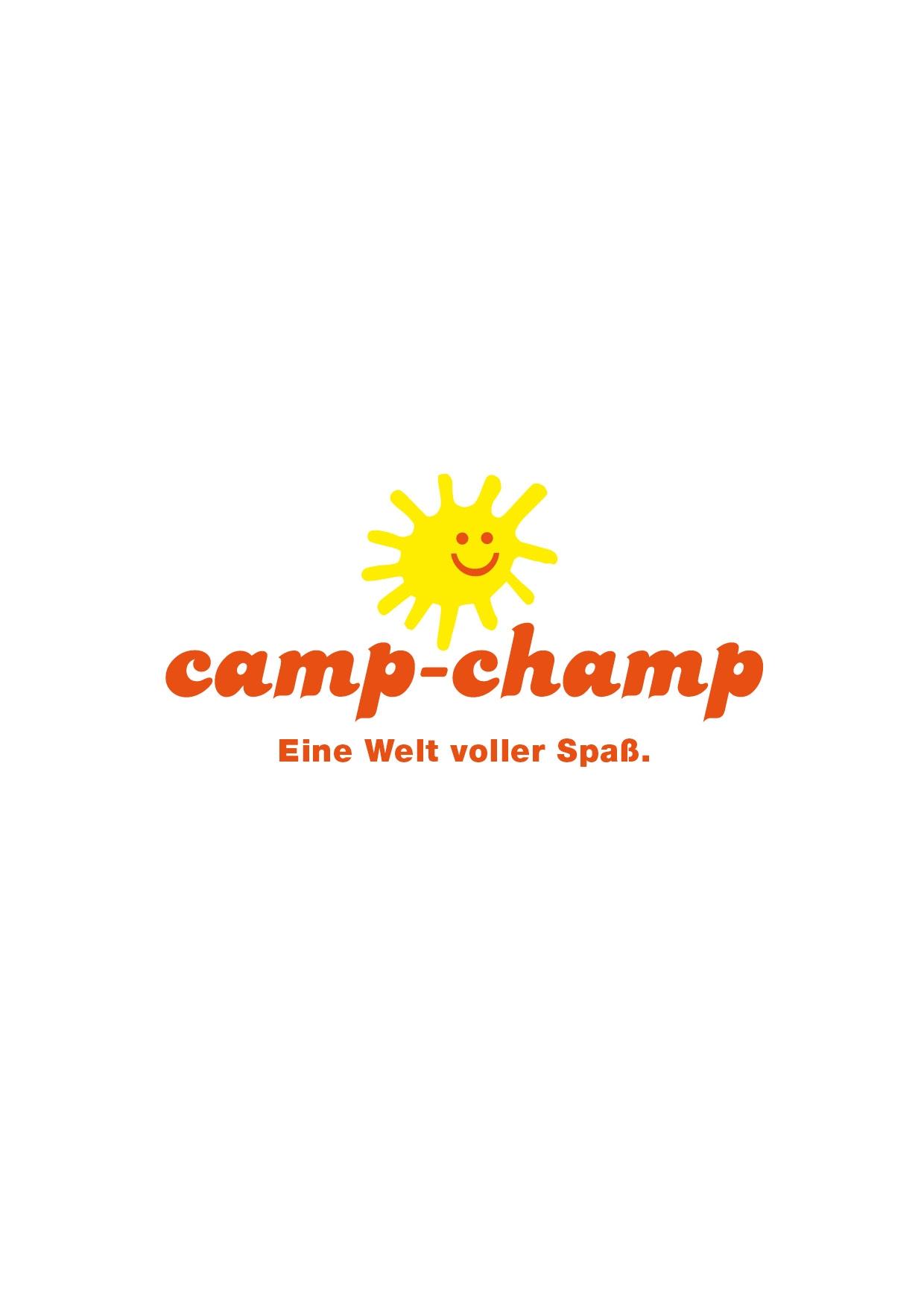 camp-champ, Eine Welt voller Spaß.