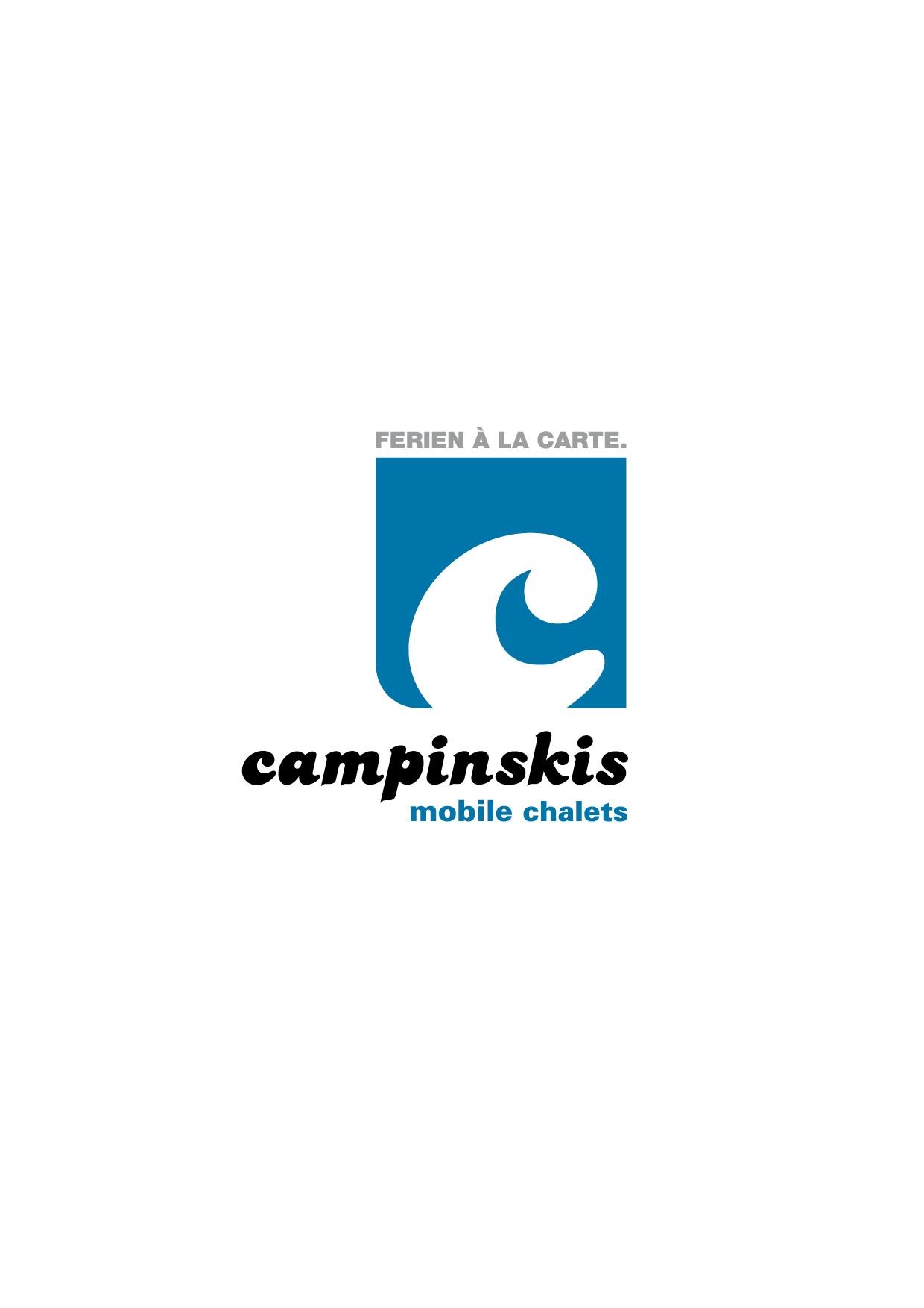 campinskis mobile chalets FERIEN Á LA CARTE.