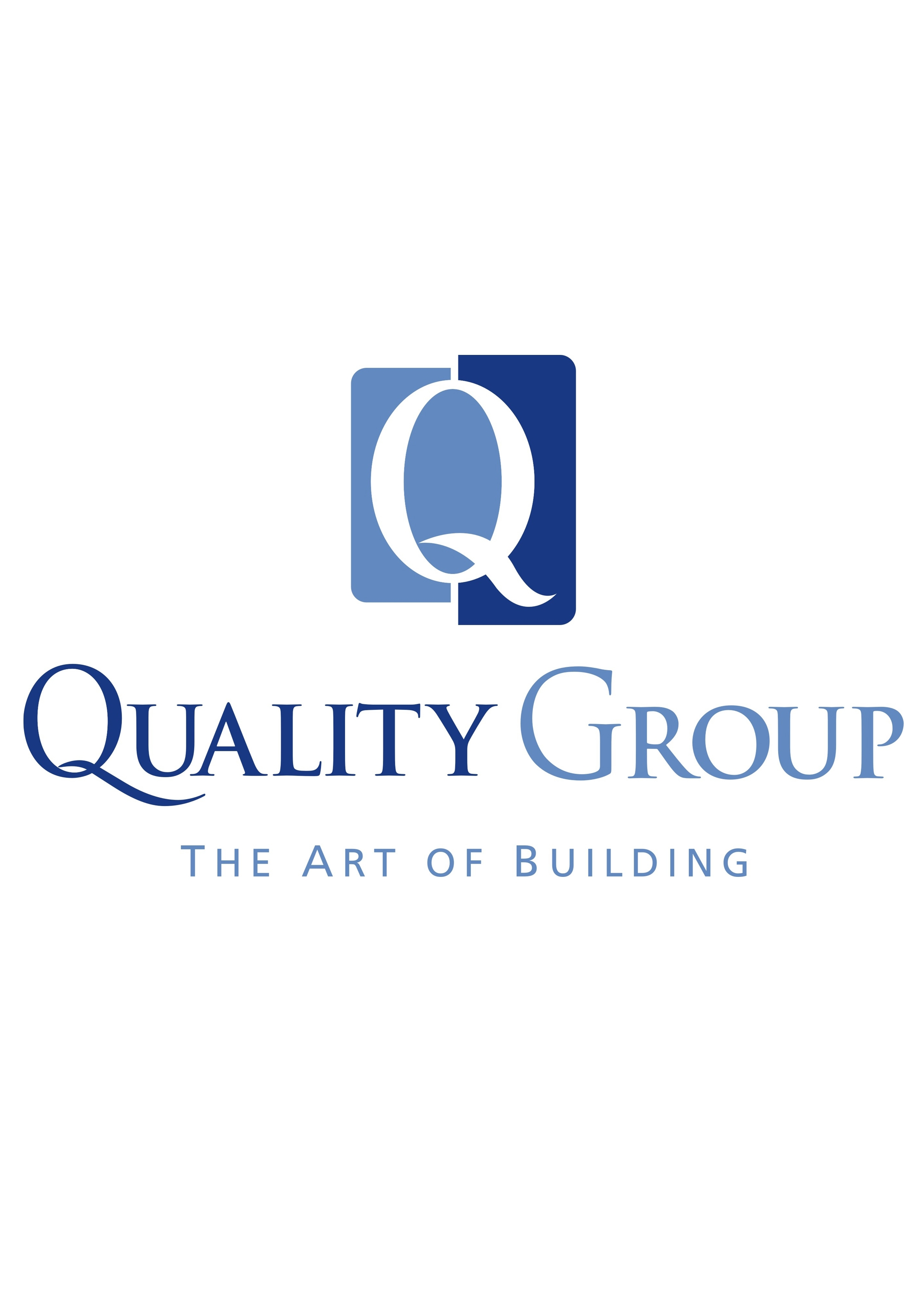 Q QUALITY GROUP THE ART OF BUILDING
