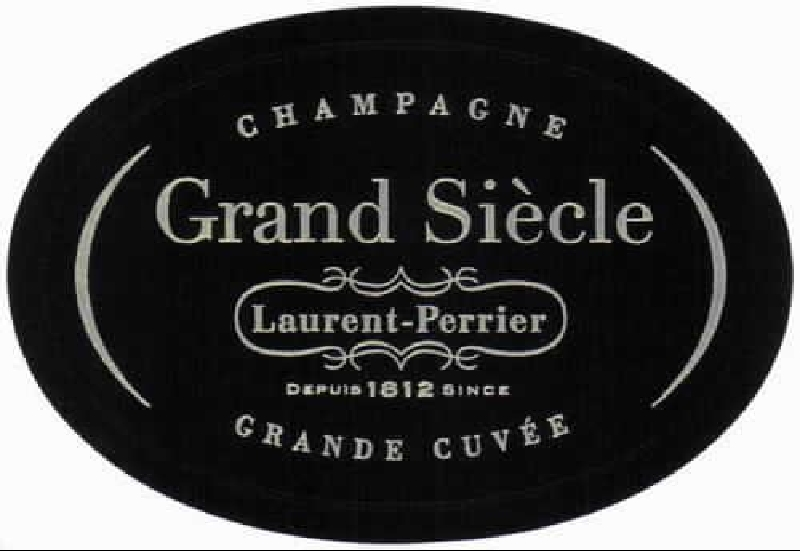 Grand Siècle CHAMPAGNE Laurent-Perrier GRANDE CUVÉE DEPUIS 1812 SINCE
