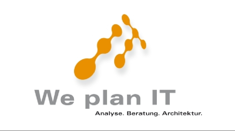 We plan IT Analyse. Beratung. Architektur