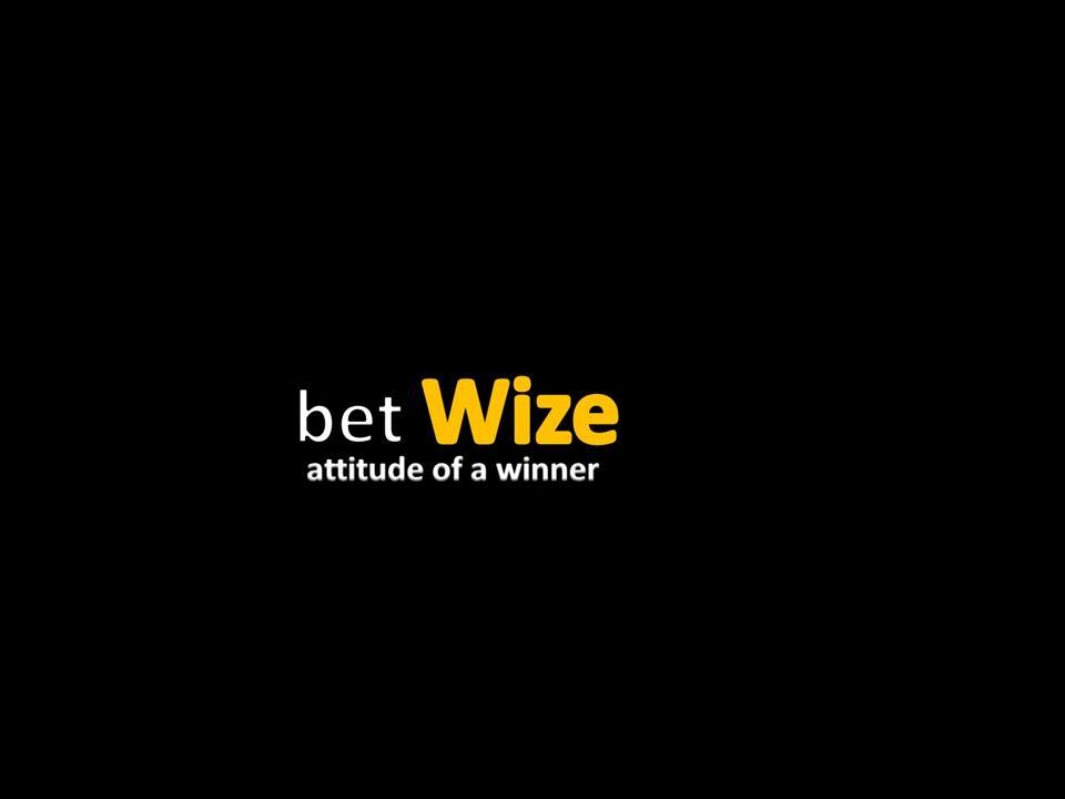 bet Wize attitude of a winner
