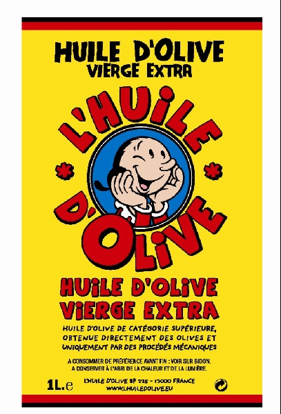 HUILE D'OLIVE VIERGE EXTRA L'HUILE D'OLIVE VIERGE EXTRA
