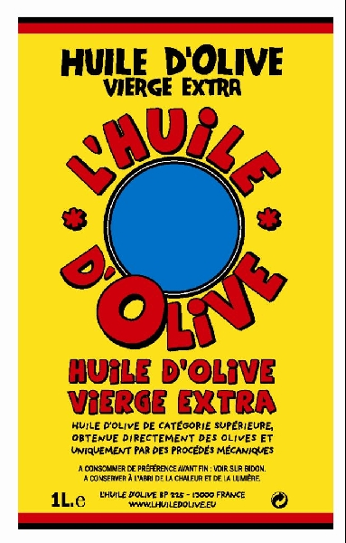 HUILE D'OLIVE VIERGE EXTRA L'HUILE D'OLIVE HUILE D'OLIVE VIERGE EXTRA