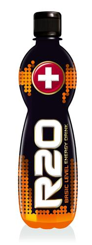 R20 BASIC LEVEL ENERGY DRINK
