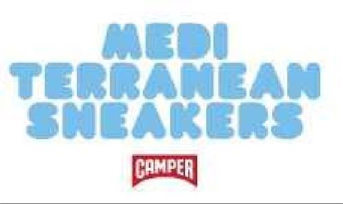 MEDITERRANEAN SNEAKERS CAMPER