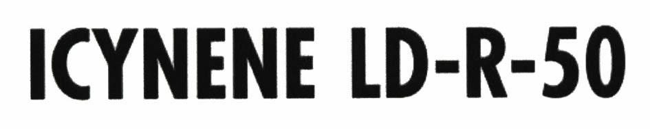 ICYNENE LD-R-50