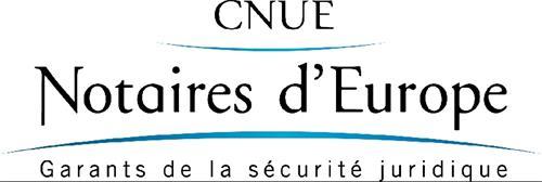 CNUE Notaires d'Europe Garants de la sécurité juridique