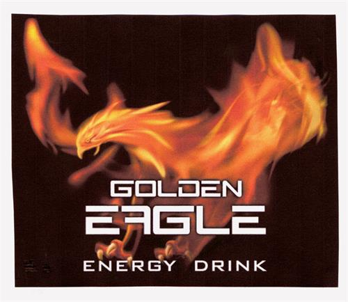 GOLDEN EAGLE ENERGY DRINK
