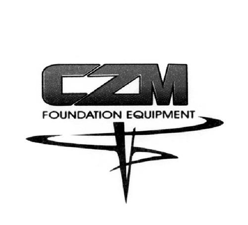 CZM FOUNDATION EQUIPMENT