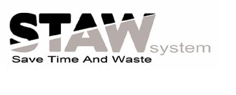 STAW SYSTEM SAVE TIME AND WASTE