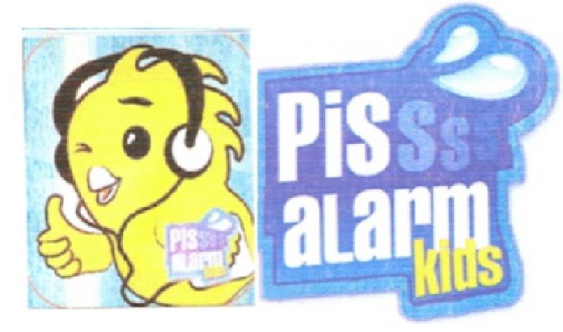 PISSSS ALARM KIDS