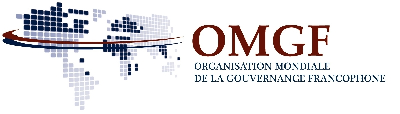 OMGF  ORGANISATION MONDIALE DE LA GOUVERNANCE FRANCOPHONE