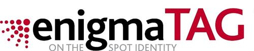 enigma TAG ON THE SPOT IDENTITY