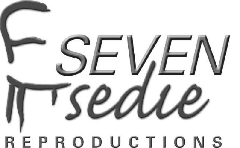SEVEN SEDIE REPRODUCTIONS