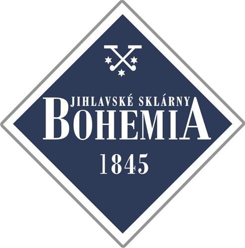 Jihlavske sklárny Bohemia 1845