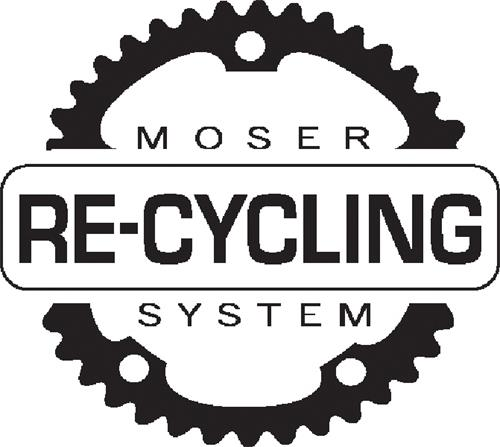 MOSER RE-CYCLING SYSTEM
