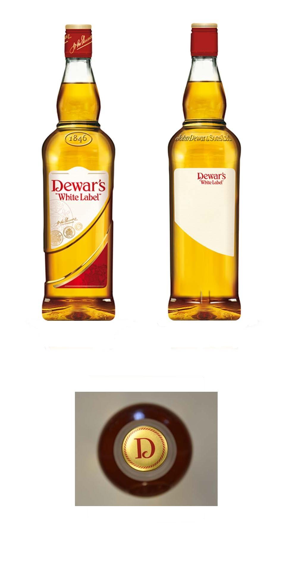 """Dewar's """"White Label"""""""