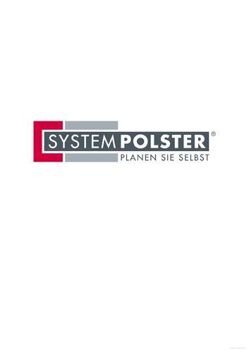 Systempolster Planen Sie selbst