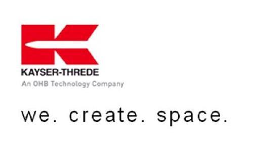 K KAYSER-THREDE An OHB Technology Company we. create. space.