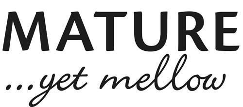 MATURE ... yet mellow
