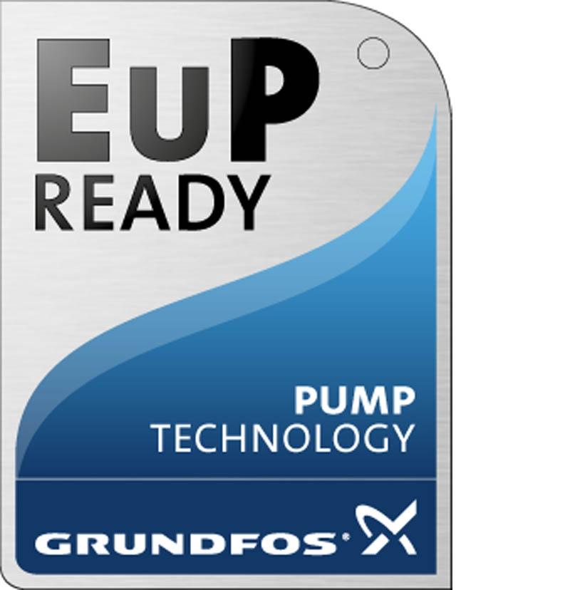 EUP READY PUMP TECHNOLOGY GRUNDFOS