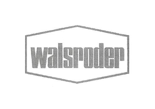 WALSRODER Sechseck