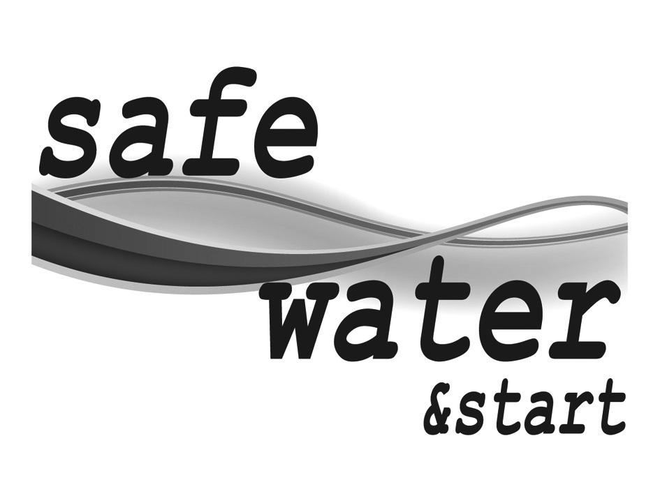 safe water &start