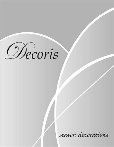 size 40 0eb05 7d002 DECORIS SEASON DECORATIONS