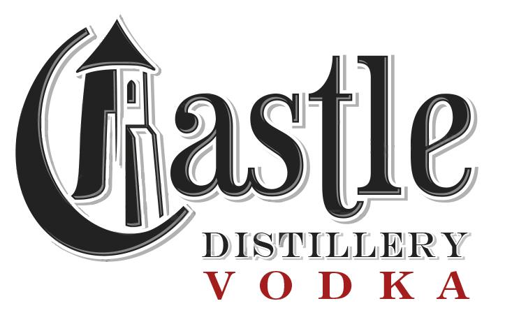 Castle distillery vodka