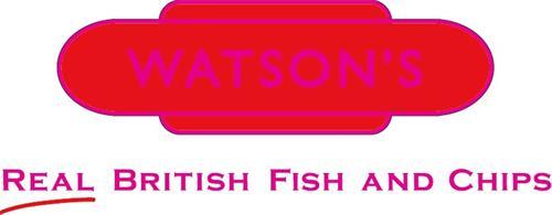 Watson's Real British Fish and Chips