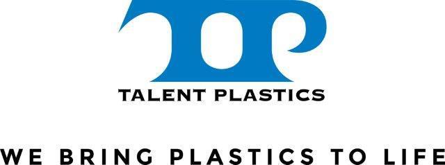 TP TALENT PLASTICS WE BRING PLASTICS TO LIFE