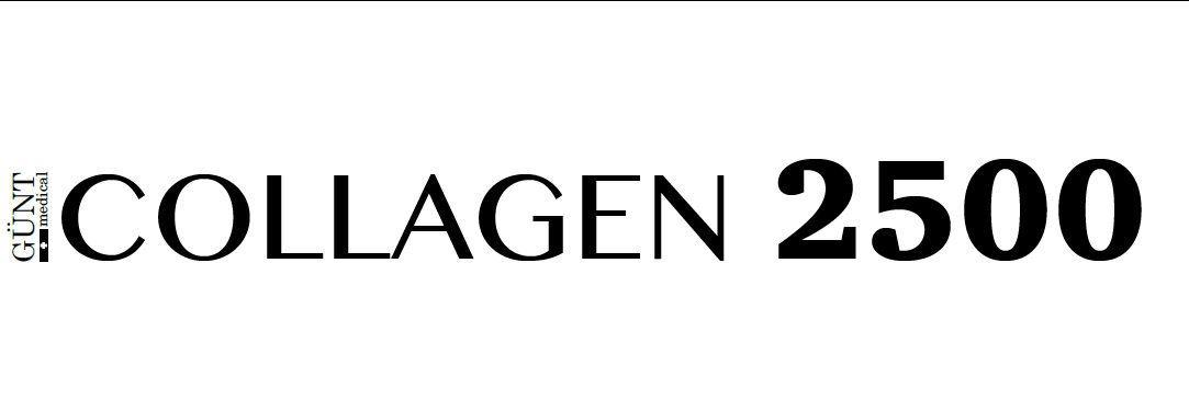 GÜNT MEDICAL COLLAGEN 2500