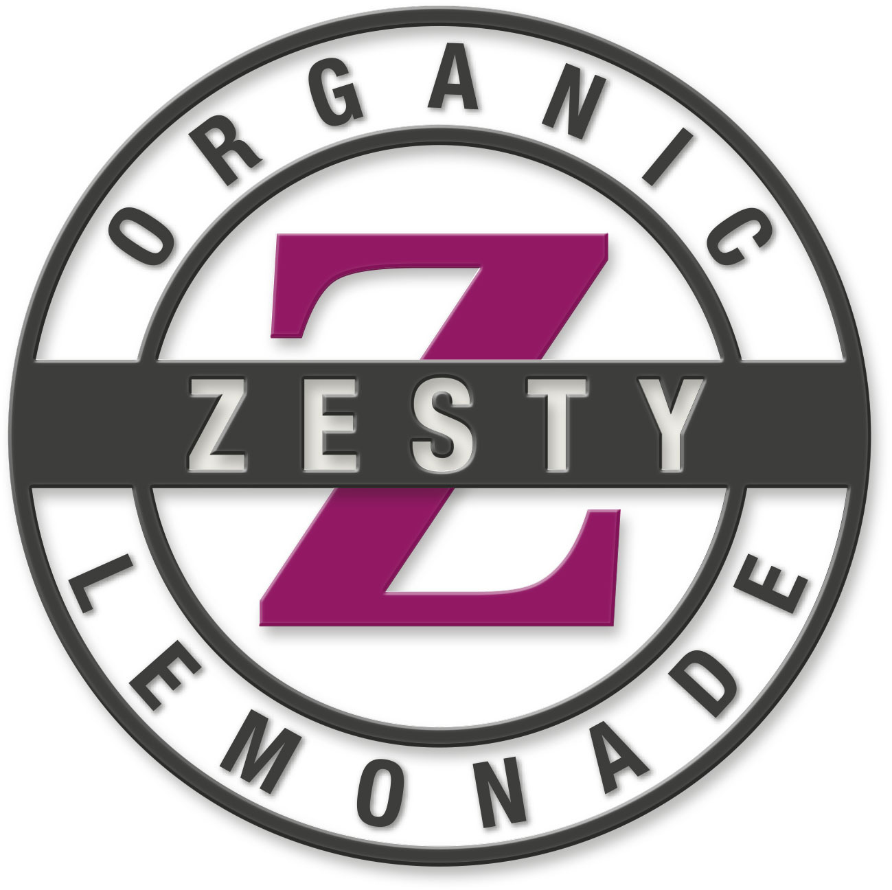 Z ZESTY ORGANIC LEMONADE