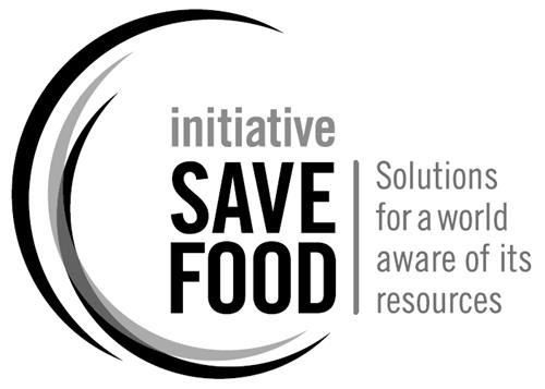 initiative SAVE FOOD  solutions  for a world aware of its resources