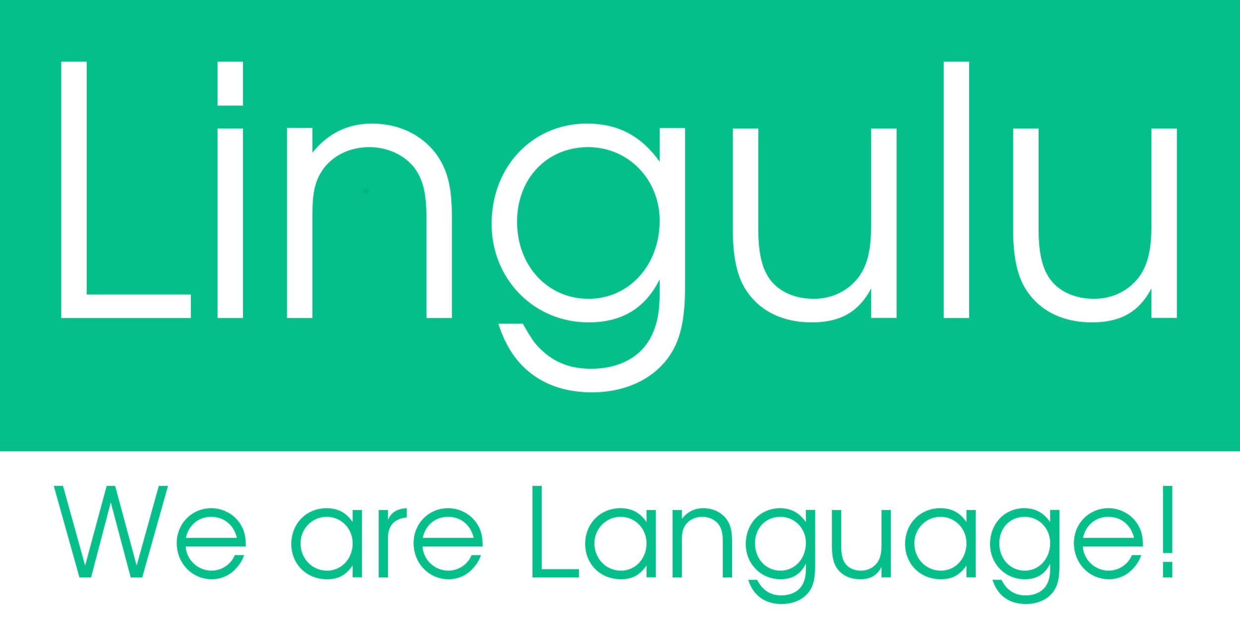 LINGULU - WE ARE LANGUAGE!