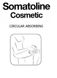SOMATOLINE COSMETIC CIRCULAR ABSORBING
