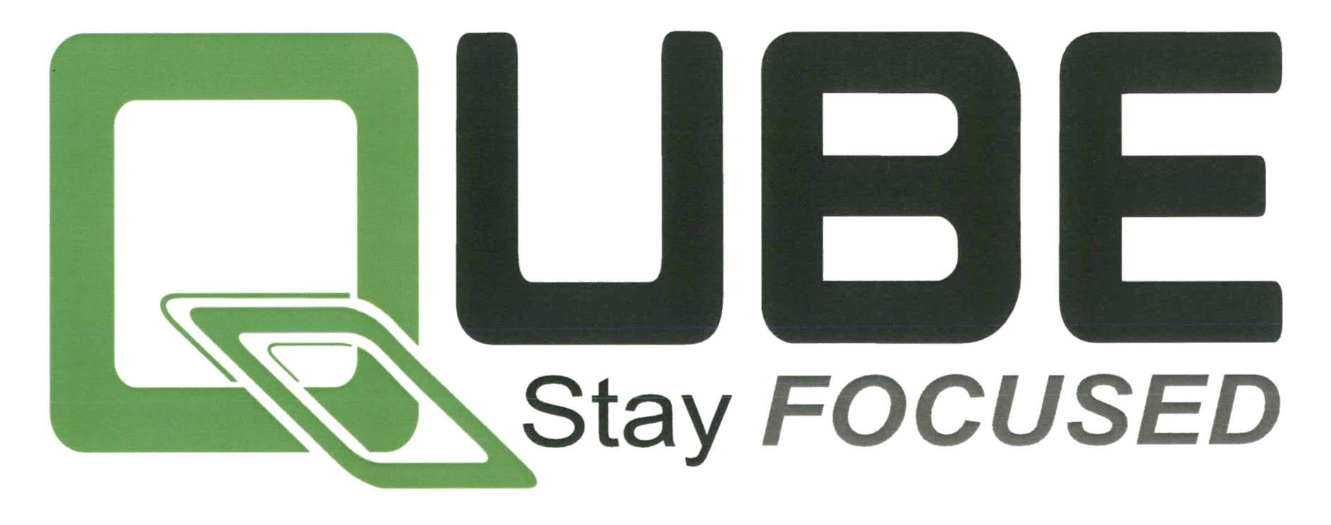 QUBE Stay FOCUSED