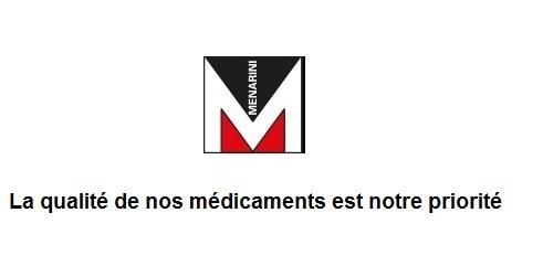 M MENARINI La qualité de nos médicaments est notre priorité