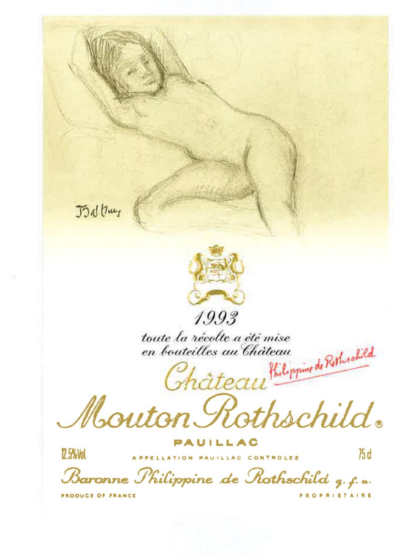 Château Mouton Rothschild 1993