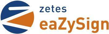 Z zetes eaZySign