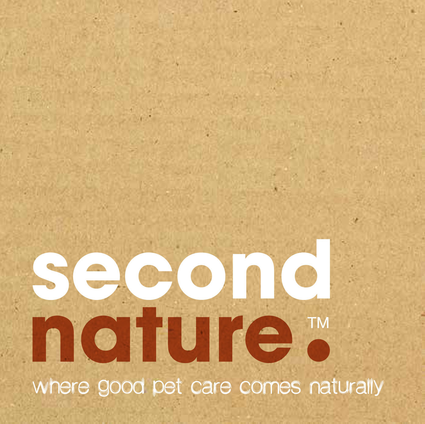 second nature. TM where good pet care comes naturally
