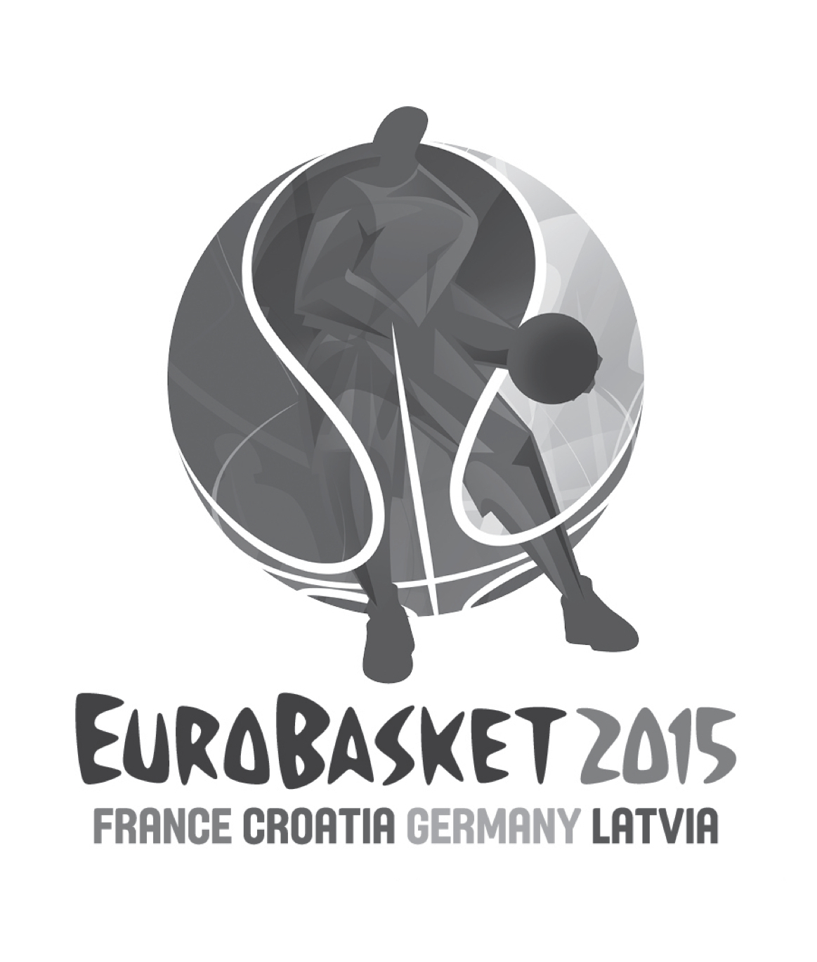 EuroBasket 2015 FRANCE CROATIA GERMANY LATVIA