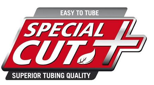 SPECIAL CUT EASY TO TUBE SUPERIOR TUBING QUALITY