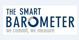 THE SMART BAROMETER WE COMMIT, WE MEASURE