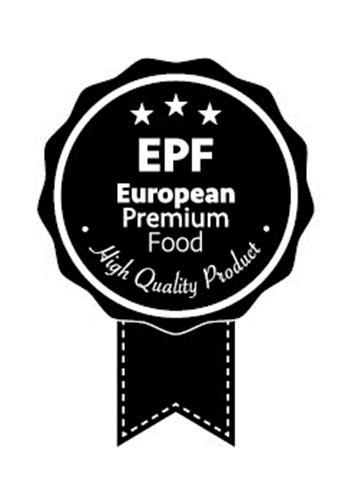 EPF European Premium Food High Quality Product