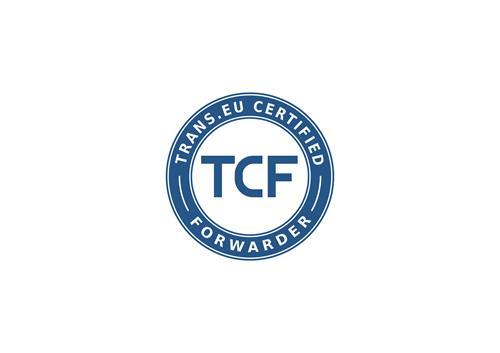 TRANS.EU CERTIFIED TCF FORWARDER