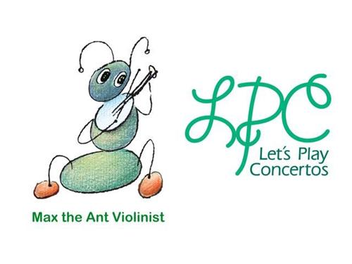 Max the Ant Violinist Let's Play Concertos LPC