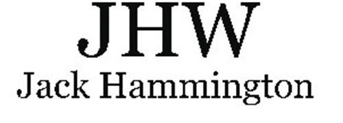 JHW Jack Hammington